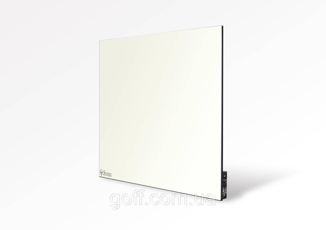 Керамическая инфракрасная панель Stinex Ceramic 350/220 с терморегулятором (белый)