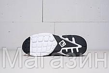 Мужские зимние кроссовки Nike Huarache Acronym высокие Найк Аир Хуарачи Акроним синие, фото 2