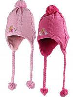 Шапки для девочек оптом, Disney, 52-54 см,  № 952-782