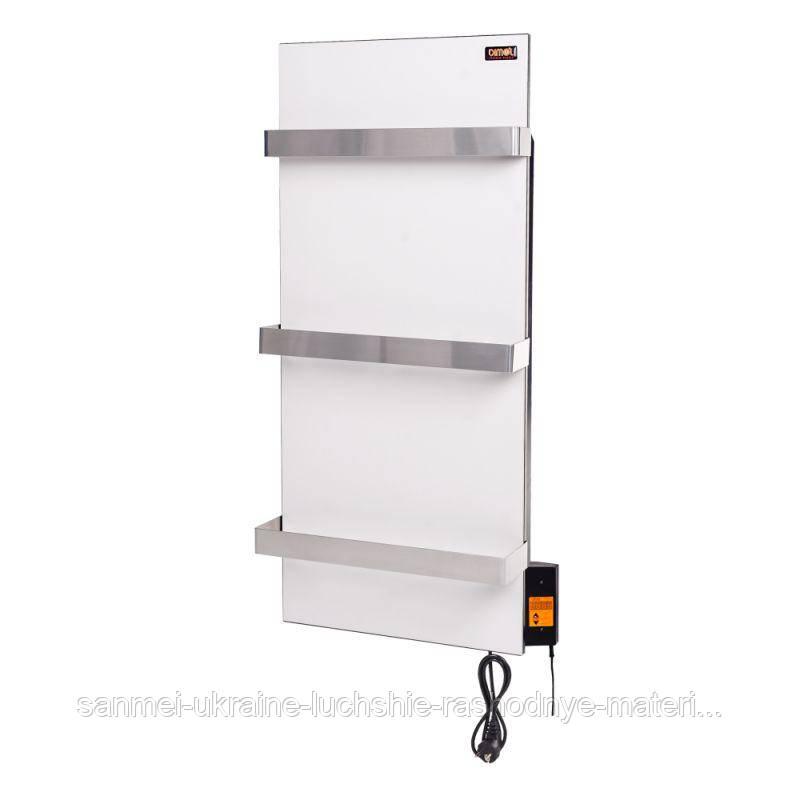 Керамический полотенцесушитель Dimol Standart Plus 07 с программатором (кремовая)