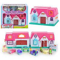 Игровой набор Keenway Кукольный дом с предметами