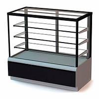 Витрина кондитерская Carboma Cube ВХСв-0,6д Техно (Карбома Куб)