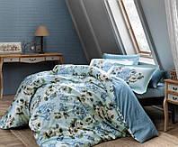 Набор постельного белья TAC Barock сатин Digital (полуторный)