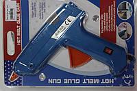 Клеевой пистолет для клея, большой 11мм.