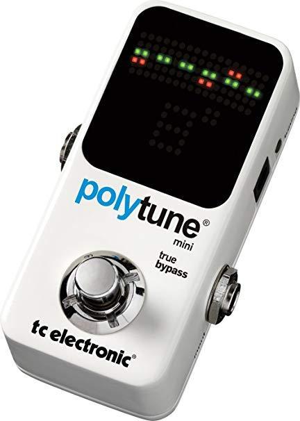 Гітарна педаль-тюнер polytune mini TC Electronix