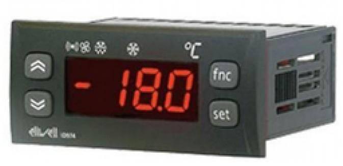 Электронный блок управления Eliwell ID 974, фото 2