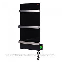 Керамический полотенцесушитель Dimol Standart 07 с терморегулятором (графитовая)
