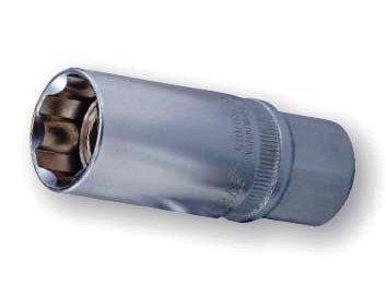 Головка свічкова 3/8 магнітна 16мм (super lock) ASTA 563616