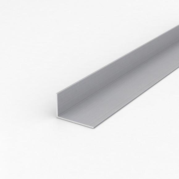 Кутник алюмінієвий 50х30х2 анодований