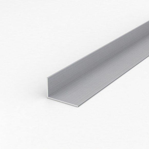 Кутник алюмінієвий 50х30х2 без покриття