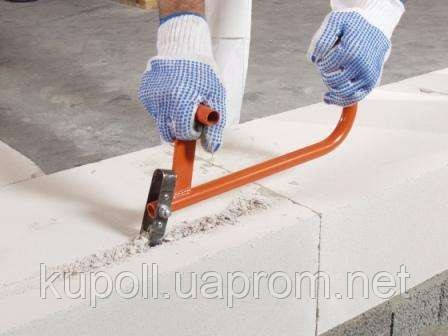 Ручной штроборез для газобетона