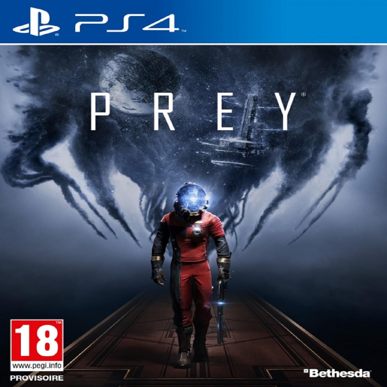 Prey ENG PS4 (Б/В)