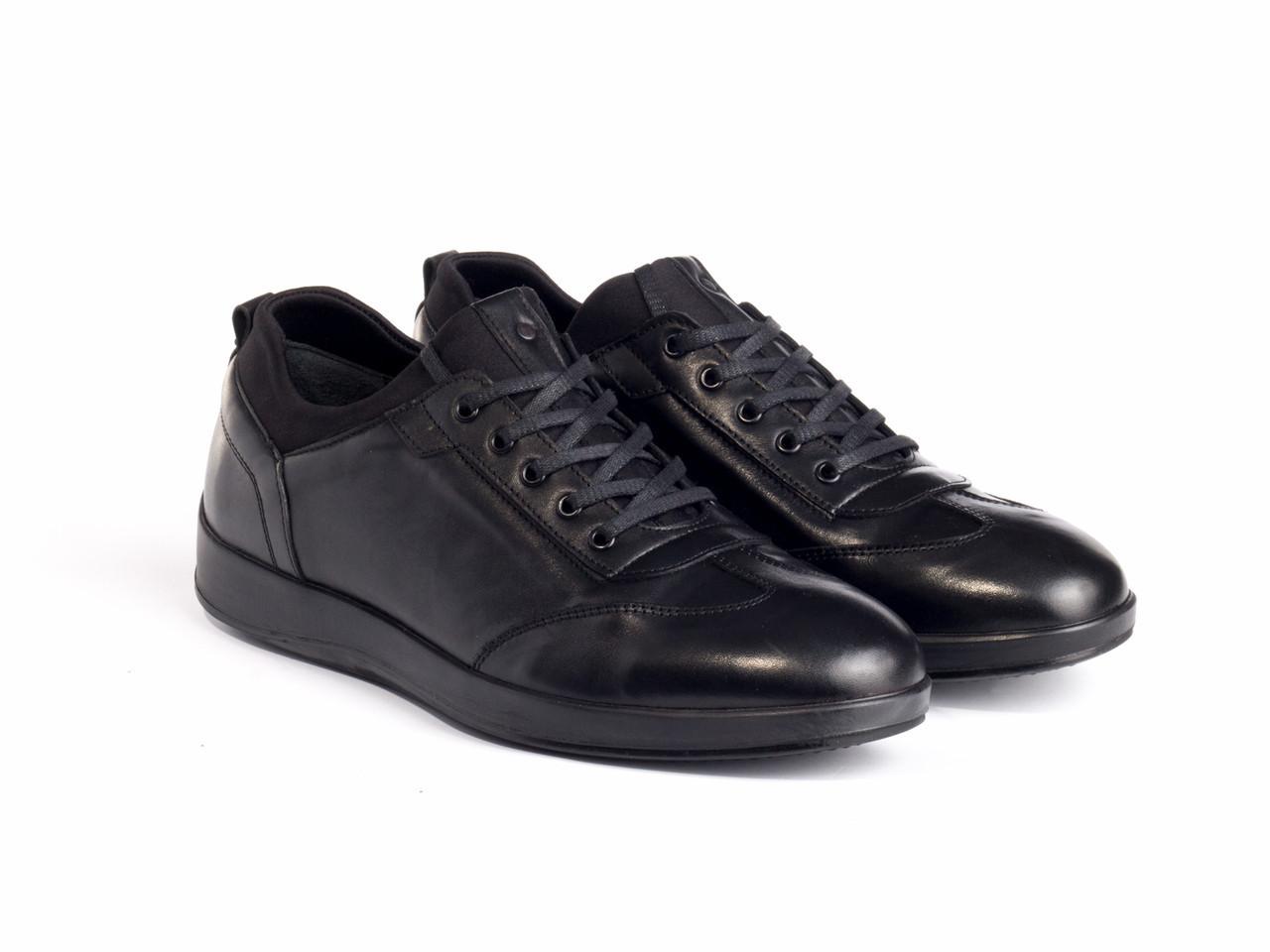 Кроссовки Etor 8891-96-1 42 черные