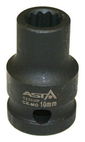 Головка ударная 12-гр. 1/2 16мм ASTA 525616P