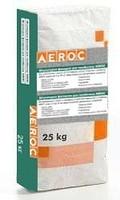 Штукатурка фасадная для газобетона AEROC