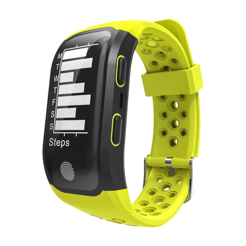 Фитнес-трекер Smart Band S908 GPS Зеленый