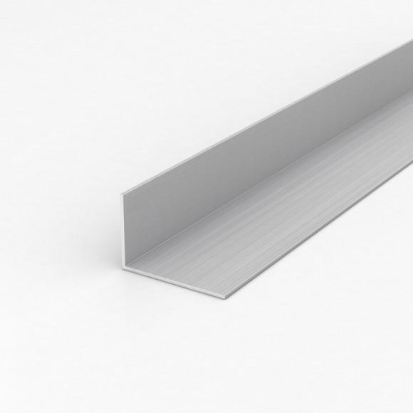 Кутник алюмінієвий 60х40х3 анодований