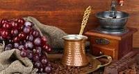 Турка (джезва) для кофе (1 шт.) 180 мл, фото 1