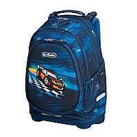 Рюкзак школьный Herlitz BLISS Super Racer (50008100), фото 1