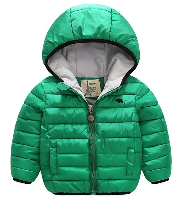 Дитяча демісезонна куртка.