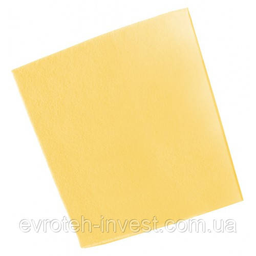 Универсальные салфетки для уборки 38х40 см 10 шт Италия, желтые