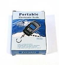 Цифрові електронні ваги кантер WH-A08 (до 50 кг)