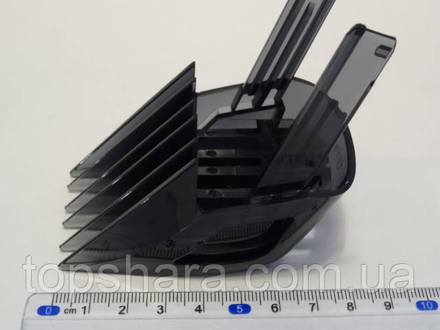Насадка гребень Philips HC7460 регулируемая  24—42 мм