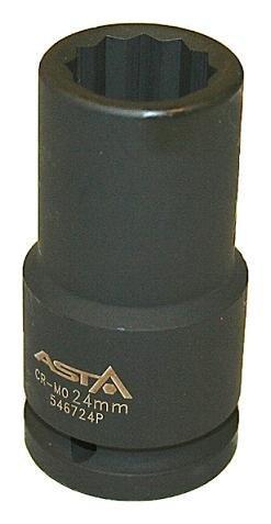 Головка ударная длинная 12-гр. 3/4 35мм ASTA 546735P