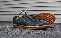 Кроссовки мужские в стиле Adidas Hamburg код товара TD-8527. Серые