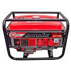 Генератор бензиновый макс мощн. 2,4 кВт., ном. 2,2 кВт., 5,5 л.с., 4-х тактный, ручной пуск 40,7 кг. INTERTOOL DT-1122, фото 2