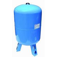 Вертикальный расширительный мембранный бак для холодного водоснабжения  Объем 50 л Aquasystem VAV 300л