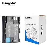 Аккумулятор KingMa LP-E6 для Canon EOS 5D Mark II, 60D, 70D, 7D, 6D., фото 1