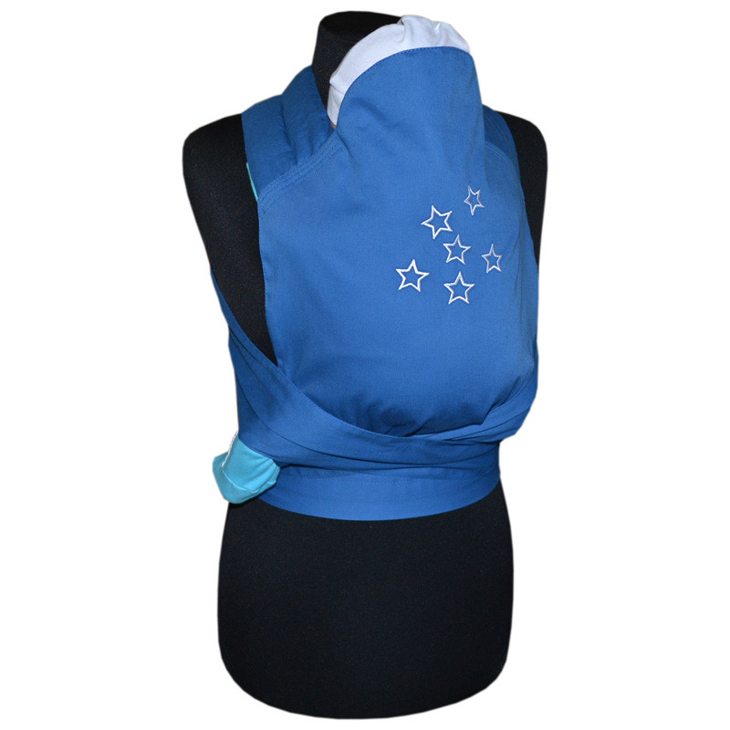 Май-слинг Basic синий