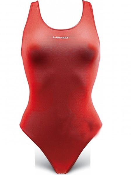 Купальник Head Solid Ultra (красный), фото 1