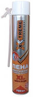 X-Treme XL Пена монтажная многоцелевая 750 мл