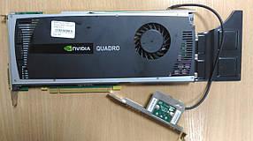 Профессиональная видеокарта Nvidia Quadro 4000 2Gb GDDR5 256bit