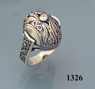 Браслет из серебра с цирконием., фото 2