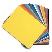 Бумага цветная А4 80 г/м2