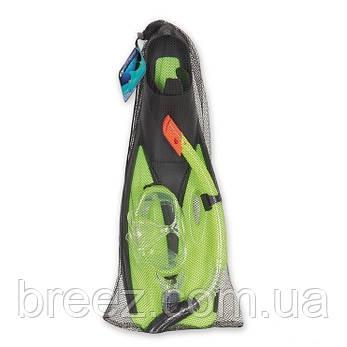 Набор для плавания Bestway  EUR 38-39 зеленый , фото 2