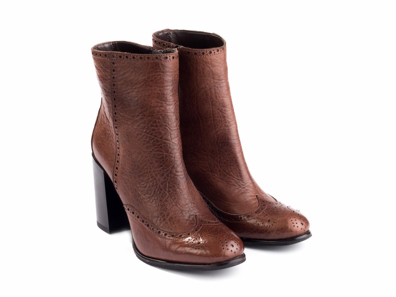 Ботинки Etor 5670-012-1440-1 40 коричневые