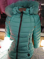 Курточка детская на девочек от 7-12 лет