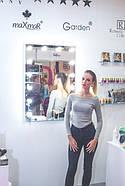 Макияж  от профессиональных визажистов  возле выставочного стенда - сентябрь Интершарм 2018
