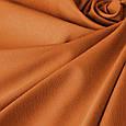 Красиві штори в стилі прованс помаранчевий, фото 2