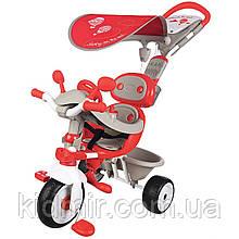 Велосипед трехколесный Baby Driver Confort Mixte Smoby 434208