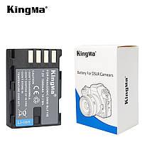 Аккумулятор KingMa DMW-BLF19E для Panasonic Lumix DMC-GH3, DMC-GH4, DMC-GH5.