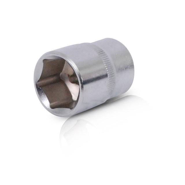 """Головка шестигранная 1/2"""", 24x38 мм,хром-ванадий INTERTOOL ET-0024"""