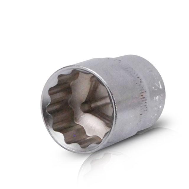 """Головка двенадцатигранная, 1/2"""", 24 мм INTERTOOL ET-0224"""