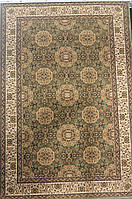 Ковер Oriental 4668 зел. - Плотный классический ковер