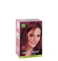 """Хна Краска д/волос """"Color Mate"""" 9.5 Mahogany 15 г"""