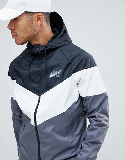 e55c627e Куртка Nike Sportswear Windrunner Jacket AJ1396-010 (Оригинал), цена 2  474,10 грн., купить в Киеве — Prom.ua (ID#787437813)